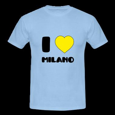 I-Love-Milano-T-shirt